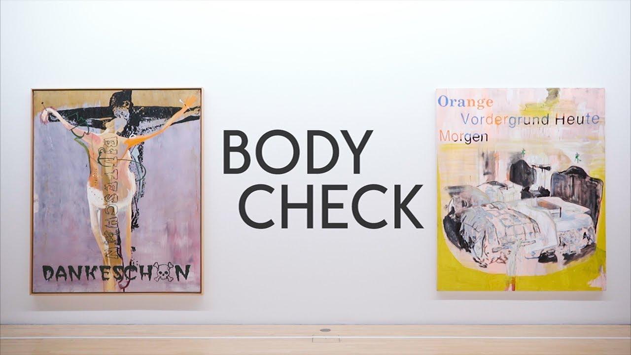 """Ausstellungsbesuch """"Body Check"""""""