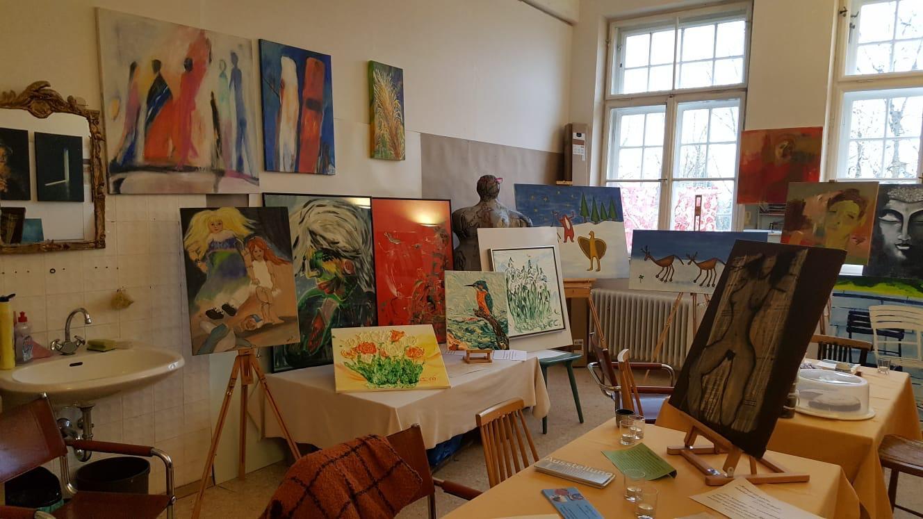 Offene Ateliertage und Winterfest
